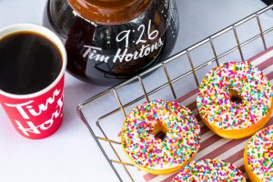Tim Hortons is opening in the UK