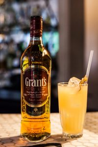 Grants Family Reserve cocktail