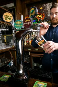 Sierra Nevada beers served at the White Horse Parson's Green