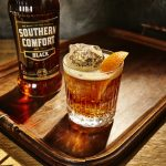 Southern Comfort Black and Cola