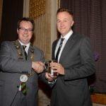 Mike Wood and Simon Longbottom PubAid Fundraiser Award