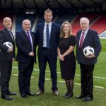 Drinkaware partners with Walking Football Scotland