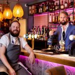 The Hummingbird's general manager Jan Nova and head chef Adam O' Sullivan look forward to welcoming locals to their exciting new pub