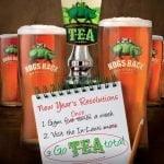 Hogs Back January TEA Total campaign
