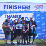 A team from the Brakspear head office in Henley completed the Thames Path Challenge