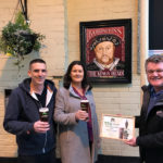 Hogs Back Brewery has named The Kings Head in Billingshurst, West Sussex, as the 'TEA Drinkers' Pub of the Year 2020'