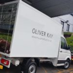 Oliver Kay delivery vehicles