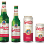 Budweiser Budvar revised design July 2020