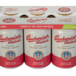 Budweiser Budvar UK is trialling Smurfit Kappa's TopClip, a newly-designed cardboard beer can packaging solution