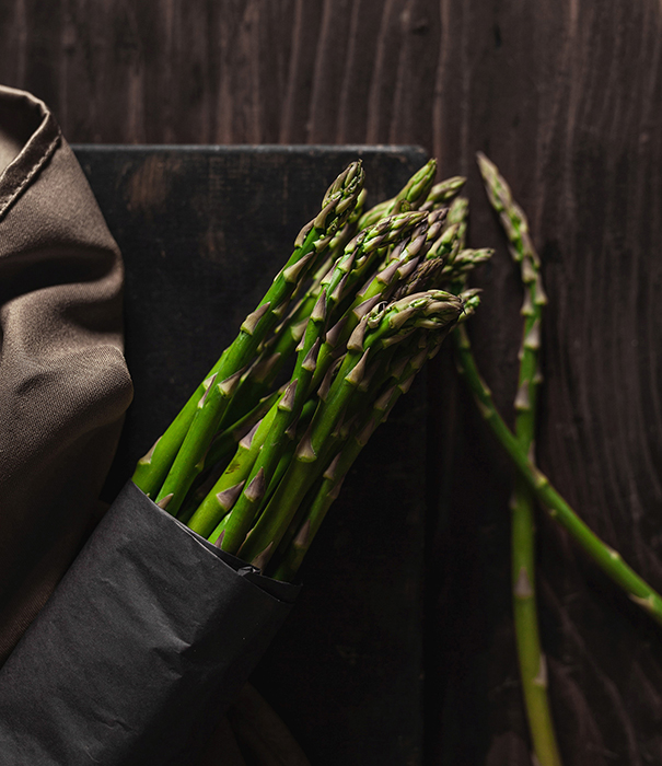 UK producers are increasing crops of produce including asparagus
