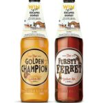 Badger Beers offer Escapes to Dorset on Fursty Ferret and Golden Champion
